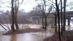 Habersham County Ga Chattahoochee River Flooding December 28 2018