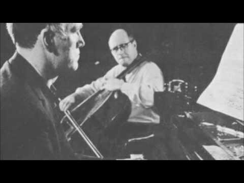 Sviatoslav Richter:Benjamin Britten  Piano Concerto In D 1st mvt. - Cadenza