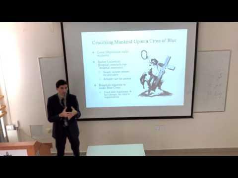 How We Got to Our Healthcare Today, Jordan Halevy, Sackler School of Medicine, Tel Aviv