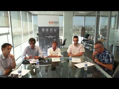 Oasys explica sus proyectos de Software industrial e IoT