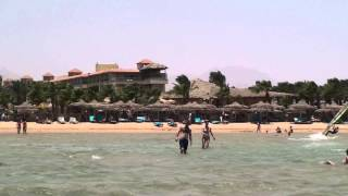 Amwaj Blue Beach Resort & Spa - Admiring the view from the water Thumbnail