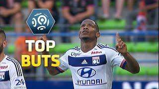 Top buts 4ème journée - Ligue 1 / 2015-16