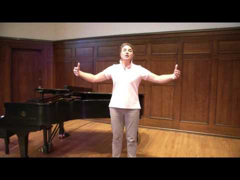 Sheldon Online Music Academy : Lisa Campbell - Breathe
