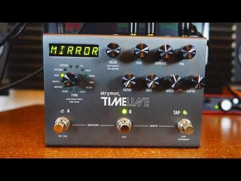 Strymon Timeline - 10 Surprising Ambient Sounds!