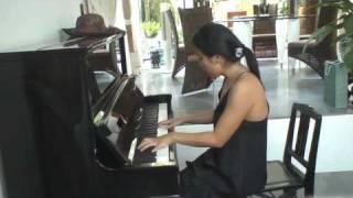 Wonder Girls NOBODY piano REMIX