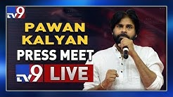 Pawan Kalyan Press Meet LIVE - TV9