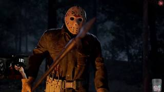Jason Kill Fail! - Friday the 13th: The Game