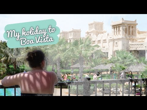 My Holiday To Boa Vista | Who's That Girl?