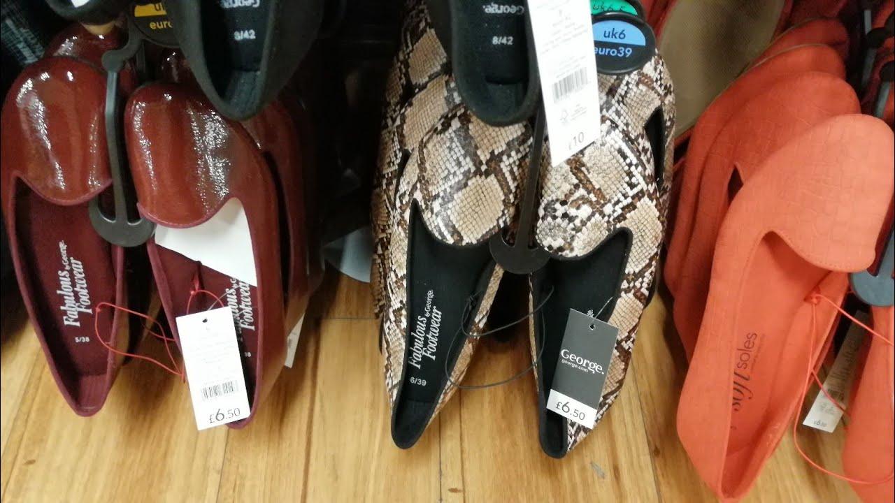 Asda Women shoes,boots,ballet shoes