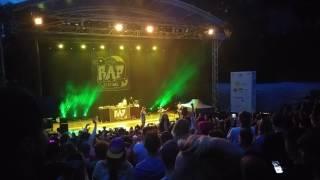 Tede - Flaha [Olsztyn Rap Festiwal II 27.07.2017]