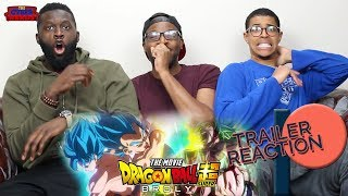 Dragon Ball Super Broly Trailer 3 Reaction
