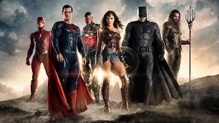 Лига справедливости /  The Justice League (2017) Дублированный ролик с Comic Con