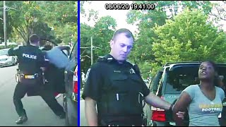 Aurora Police Chief Released Dash Cam After a 4 Seconds Viral Video Posted on Social media.