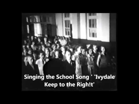 Ivydale Primary School 1954-1955 Pt 1
