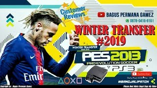 PES 2013 PS3 BANGJALI Patch Winter Transfer 18-19
