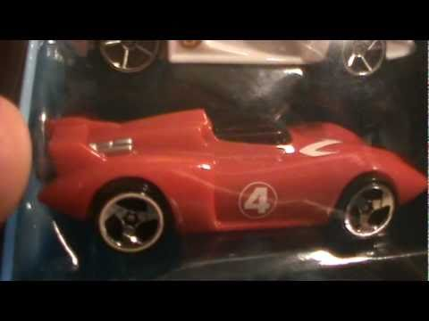 mach 4 speed racer four pack gift pack series car youtube