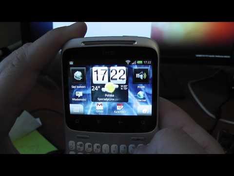 HTC ChaCha - Sense