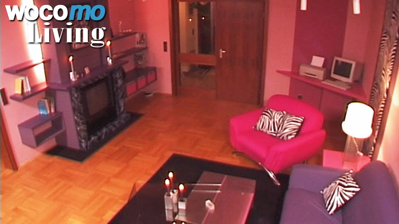 wohnzimmer in rosa streichen tapetenwechsel br staffel 7 folge 4 youtube. Black Bedroom Furniture Sets. Home Design Ideas