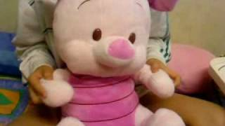 偏爱 张芸京 cover( piglet)