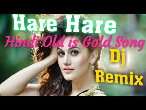 √Dj Remix Song Hare Hare Hare Hum To Dil Se Haree  ||Hindi Song|| |Dj Manish Panchal|