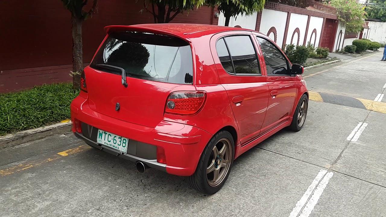 Toyota Yaris Echo Turbo 1NZ by wilmer trading