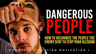 LEAVE THEM ALONE | THEY ARE DANGEROUS | Powerful Motivational & Inspirational Video