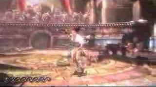 Heavenly Sword - Gameplay!
