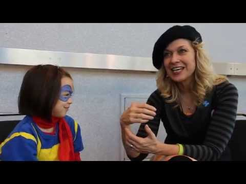 Zoey interviews Leslie Carrara-Rudolph