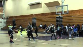 Atlanta Girls Spring 16 Team17 vs Team18