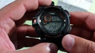 видео Мужские Водонепроницаемые Часы – Купить Мужские Водонепроницаемые Часы недорого из Китая на AliExpress