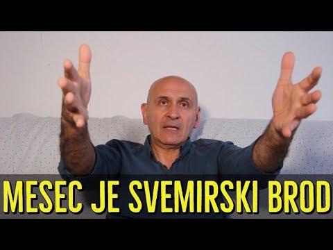 Goran Mitic Mita - Na nasoj Planeti zive najmanje dve Civilizacije - Intervju Novo 2019