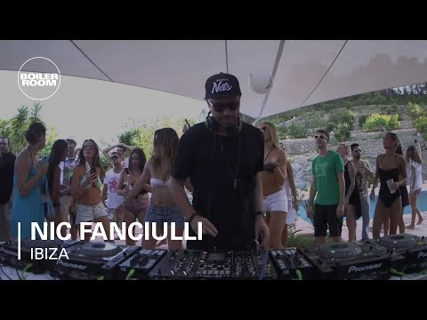 Nic Fanciulli Boiler Room Ibiza Villa Takeovers DJ Set