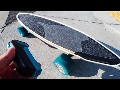 Huger Skateboard Review