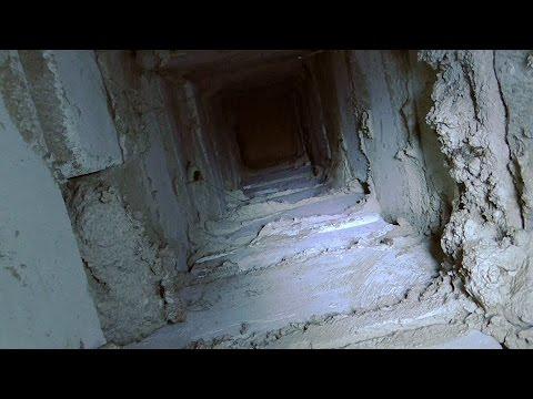 Вентиляция изнутри, в 9ти этажном доме, советских времен / Ventilation from the inside