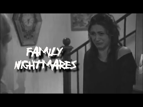 multifandom | family nightmares