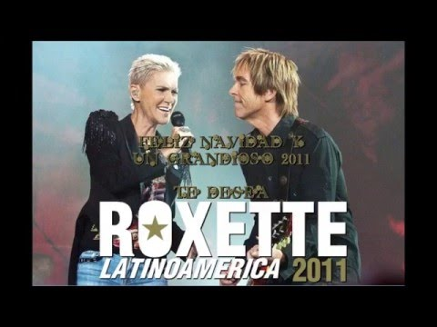 ROXETTE: CRASH BOOM BANG  ANYONE LIVE ROOM SERVICE TOUR IN STOCKHOLM  2001