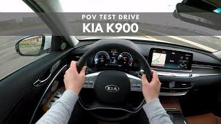 2019 Kia K900 Pov Test Drive