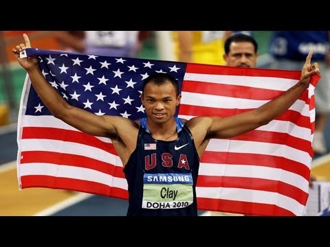 Gold Medal Moments - Bryan Clay (2008 Olympics)