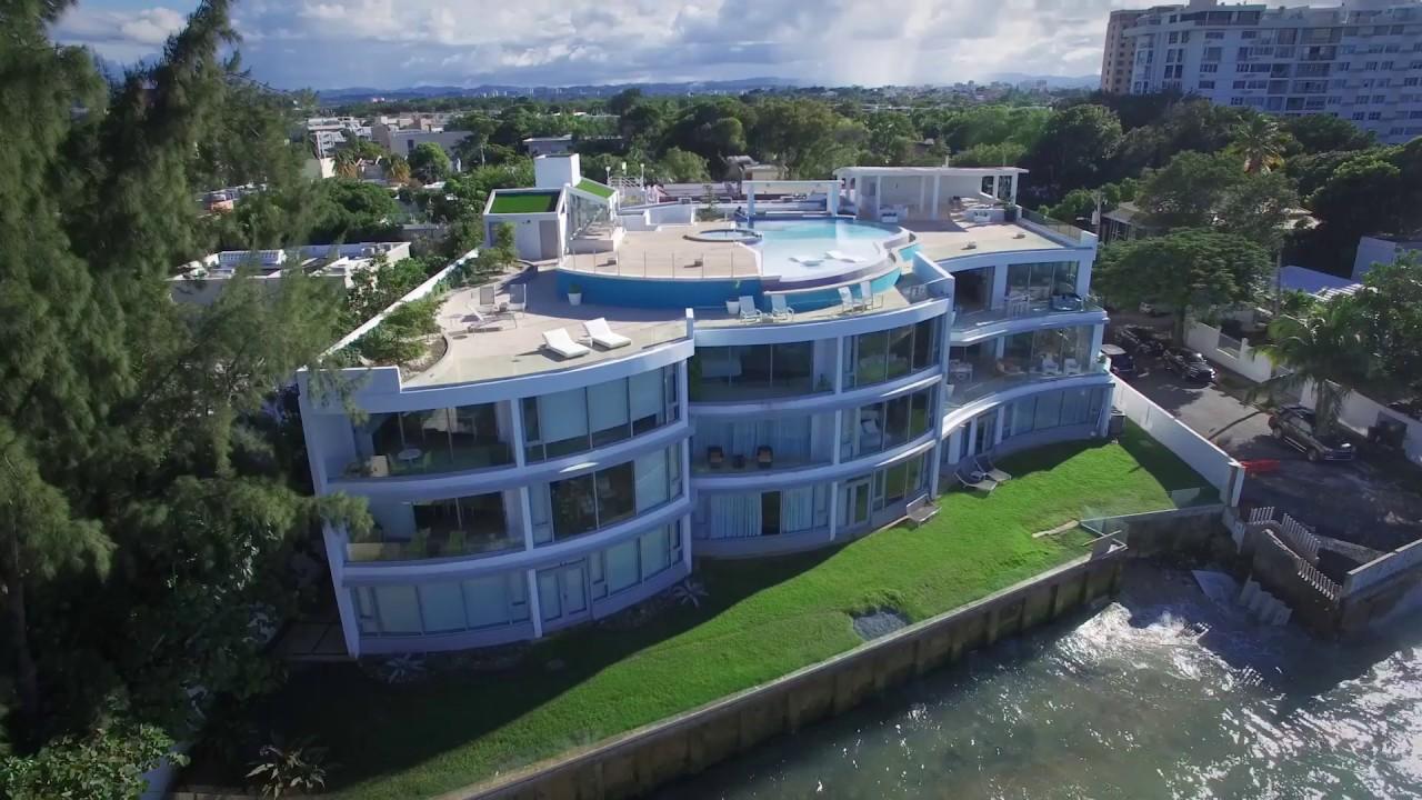 Azure Oceanfront Penthouse - 1 calle Almendro, San Juan | Puerto Rico  Sotheby's International Realty