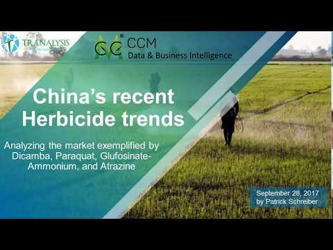 China Herbicides Webinar