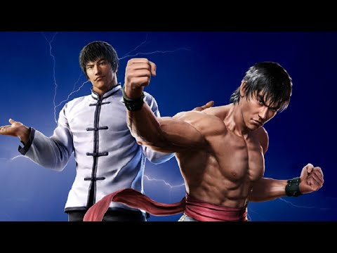 Tekken Tag Tournament 2- Marshall & Forest Law Combo Exhibition