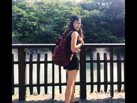 First solo trip! - Taipei |Taipei 101 starbucks, Alpaca cafe, Thermal valley, Elephant mountain