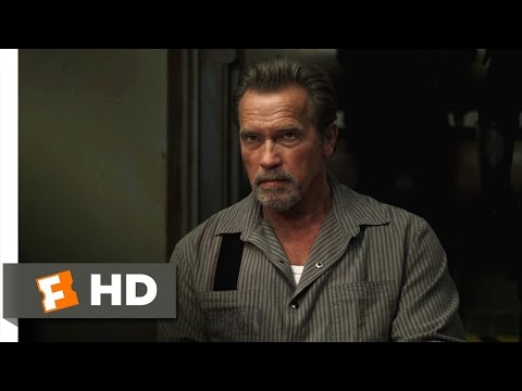 Escape Plan 511 Movie CLIP  Draw You A Picture 2013 HD