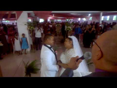 clip video boda del pastor jonathan Osoria y Carolina Reinoso