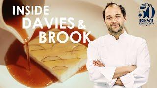 Inside Daniel Humm&#39s New Restaurant: Davies &amp Brook