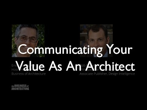 Marketing for Architects - Business of Architecture