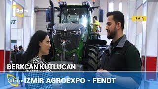 Fuar Röportajları - FENDT BERKCAN KUTLUCAN Genel Müdür Yardımcısı #traktör #tarımekipmanları