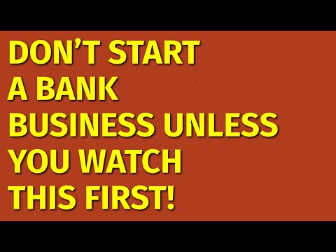 how-to-start-a-bank-business-|-including-free-bank-business-plan-template