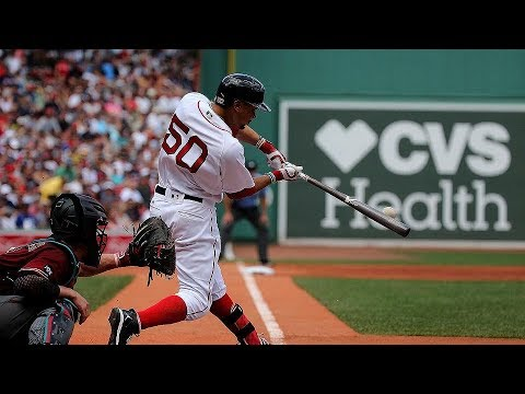 Boston Red Sox | 2017 Home Runs (172) | Including Postseason ᴴᴰ