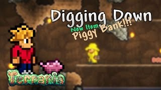 Terraria Let's Play - Digging Down [7]